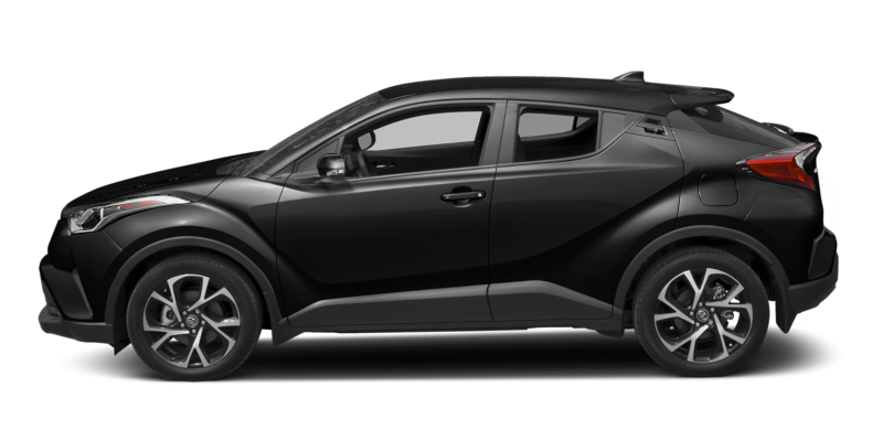 C-HR photo de profil
